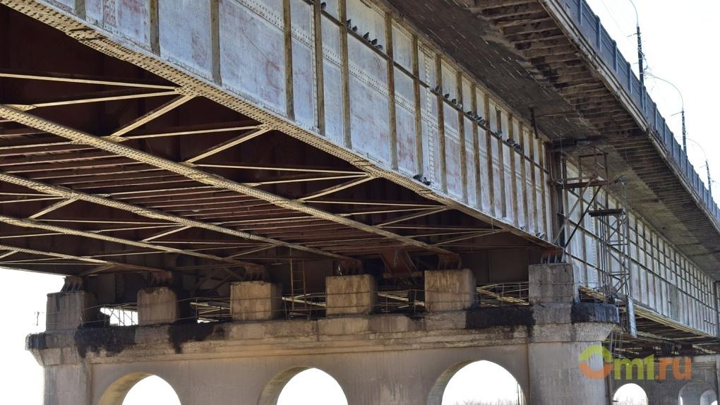 В Омске потратят 2 миллиона на обследование мостов