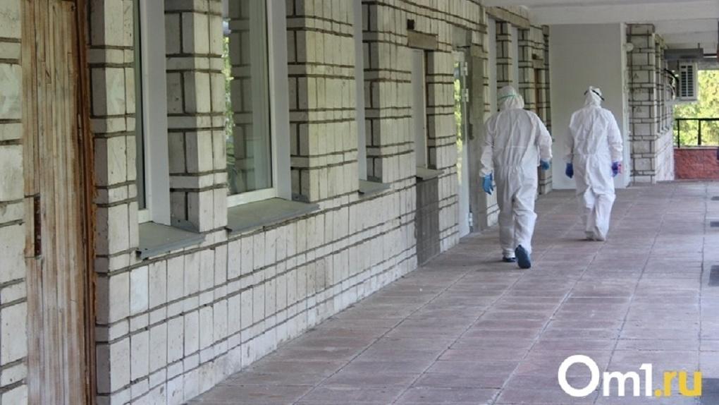 79-летняя жительница Новосибирска скончалась от коронавируса