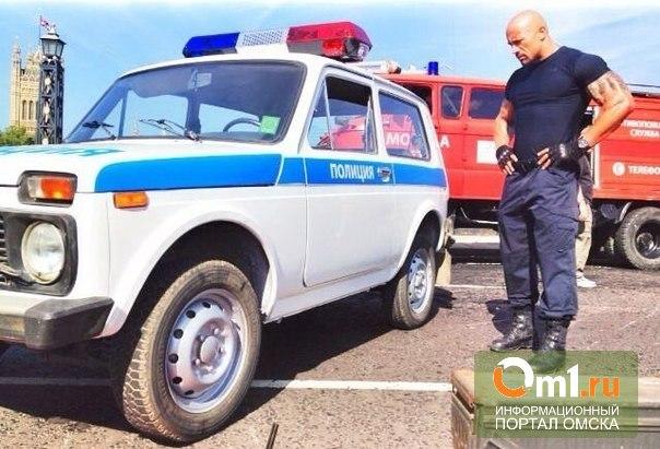 Омские киноманы и автолюбители встречают премьеру «Форсаж-6»