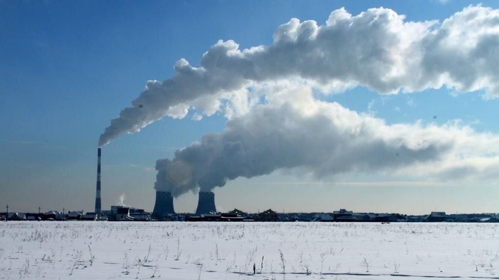 В декабре жители Омска дышали аммиаком и другими соединениями азота