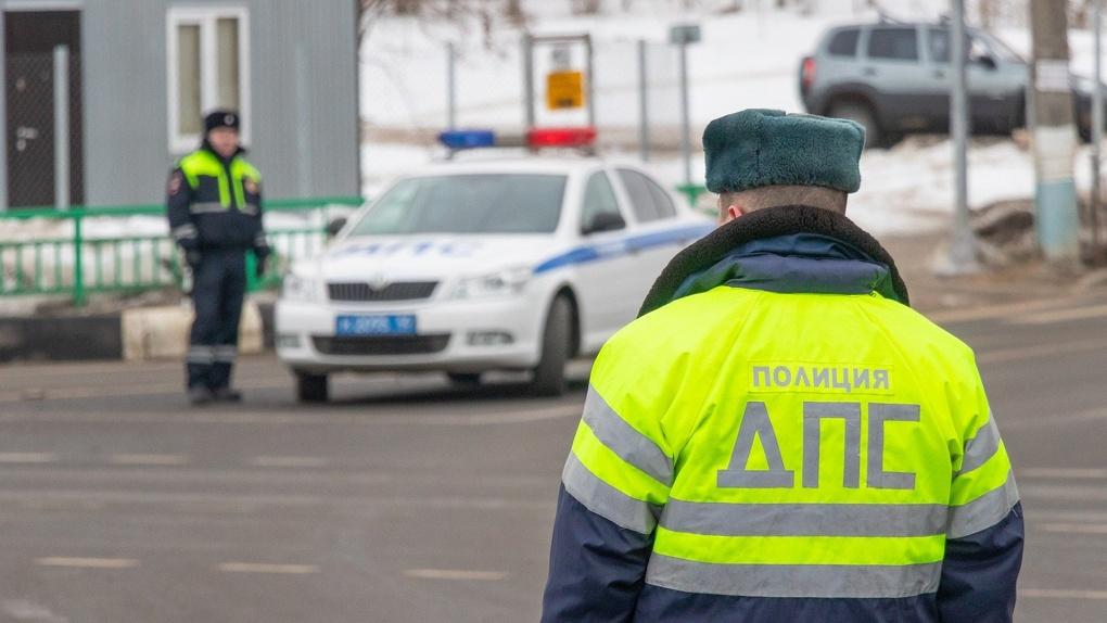 36 опасных водителей могли лишить жизни пешеходов в Новосибирске