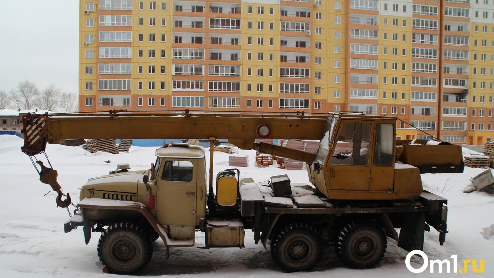 Более 1,6 млн квадратных метров жилья введут в эксплуатацию до конца года в Новосибирской области