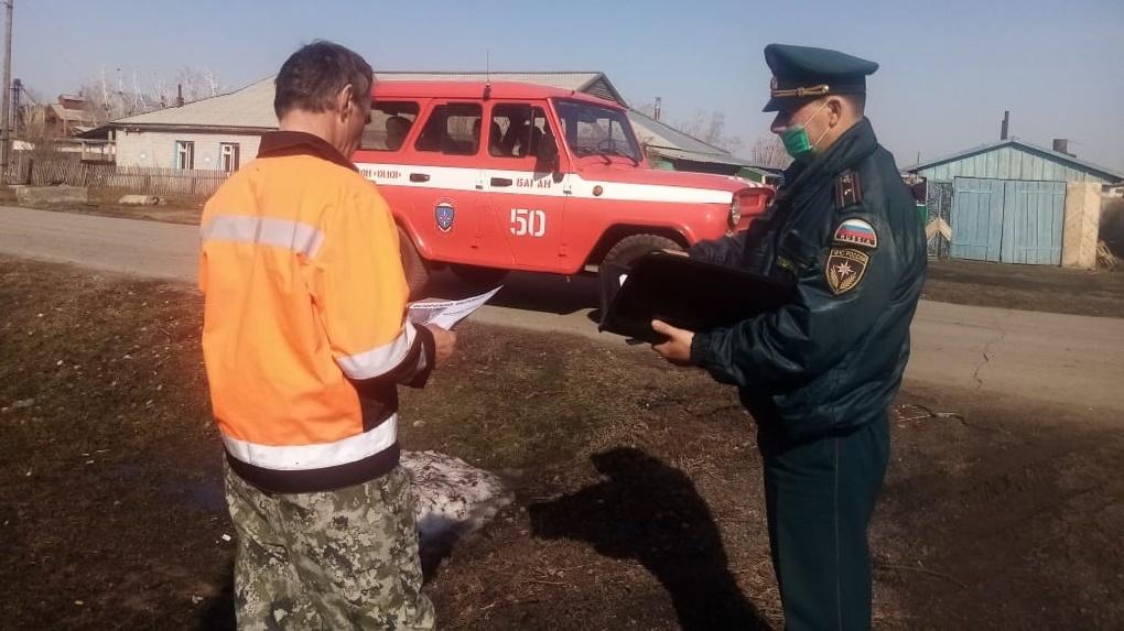 Никаких прогулок и шашлыков: какие штрафы грозят новосибирцам за нарушение противопожарных правил