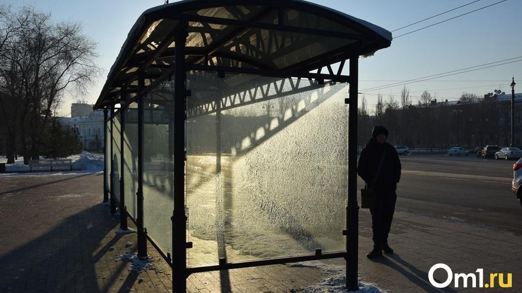 Новая остановка транспорта в честь героя войны Александра Чистякова появилась в Новосибирске