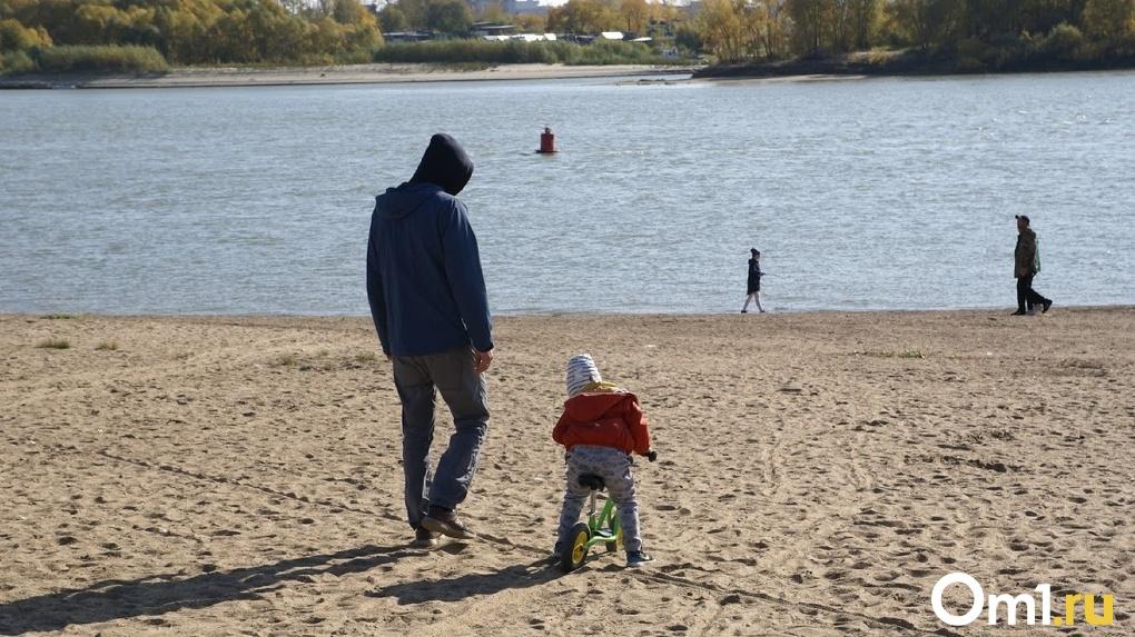 Детям хотят ограничить нахождение на водоёмах Омска