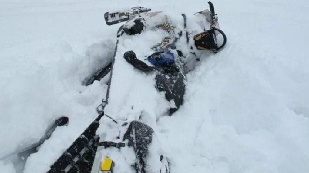 Водитель снегохода получил смертельное обморожение по дороге из Алтая в Новосибирскую область