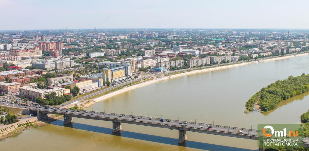 Замгубернатора Компанейщиков рассказал, как сломать негативные стереотипы об Омске