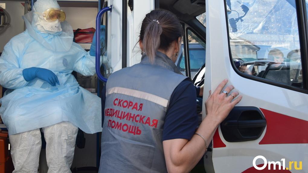 Новосибирская область вошла в топ-5 регионов Сибири по заболеванию COVID-19