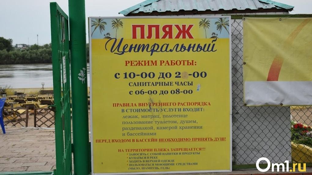 В Омске приняли решение об открытии бассейнов
