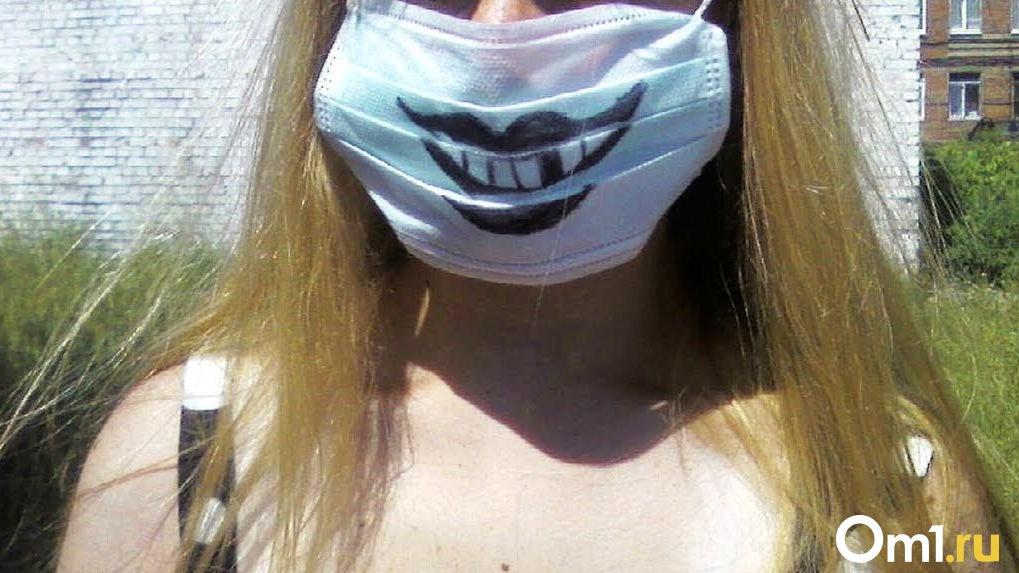 В Омске подорожали противовирусные маски