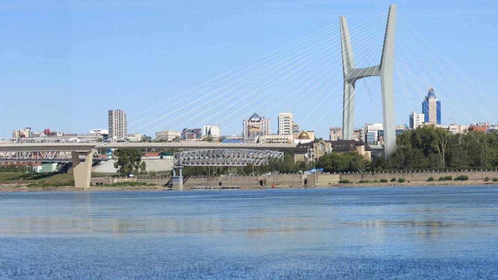 Какие виды транспорта смогут бесплатно проехать по четвёртому мосту в Новосибирске?