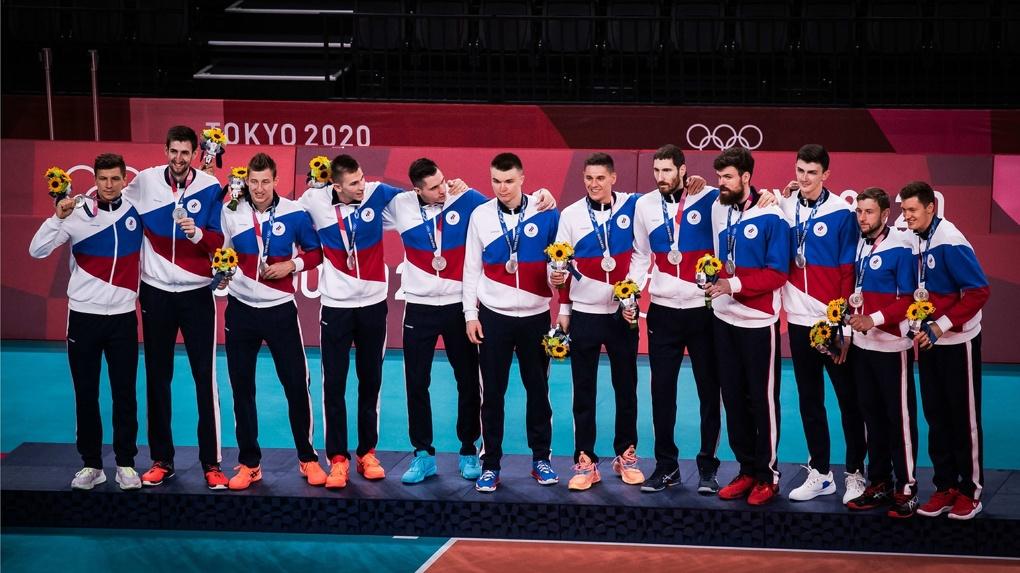 Новосибирский волейболист Ильяс Куркаев завоевал серебро на Олимпийских играх