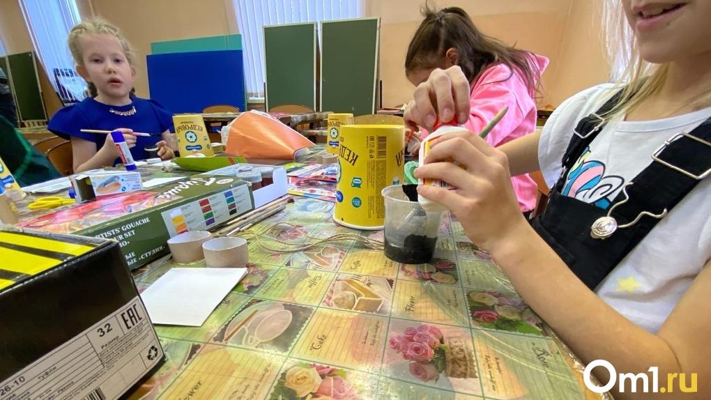 В Омске стартовал детский конкурс на лучшую ёлочную игрушку