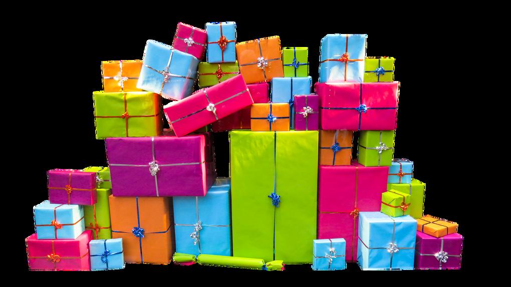 Топ-3 новогодних подарков: открой и удивись