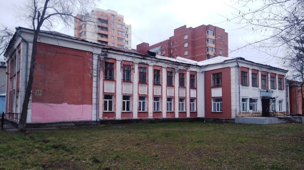 Новосибирские общественники показали ужасное состояние детского центра творчества (шокирующие фото)