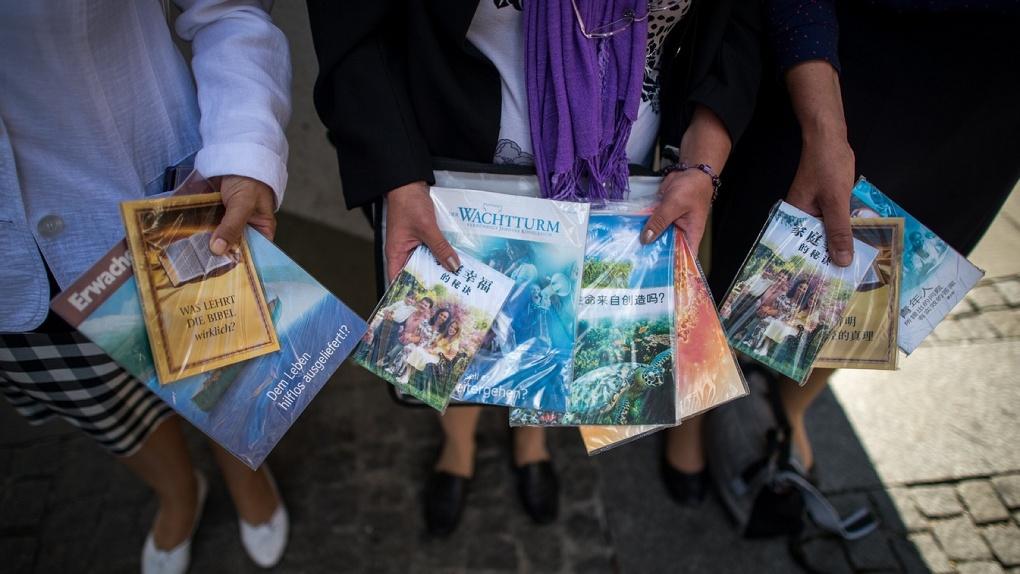 В Омске арестовали адептов Свителей Иеговы