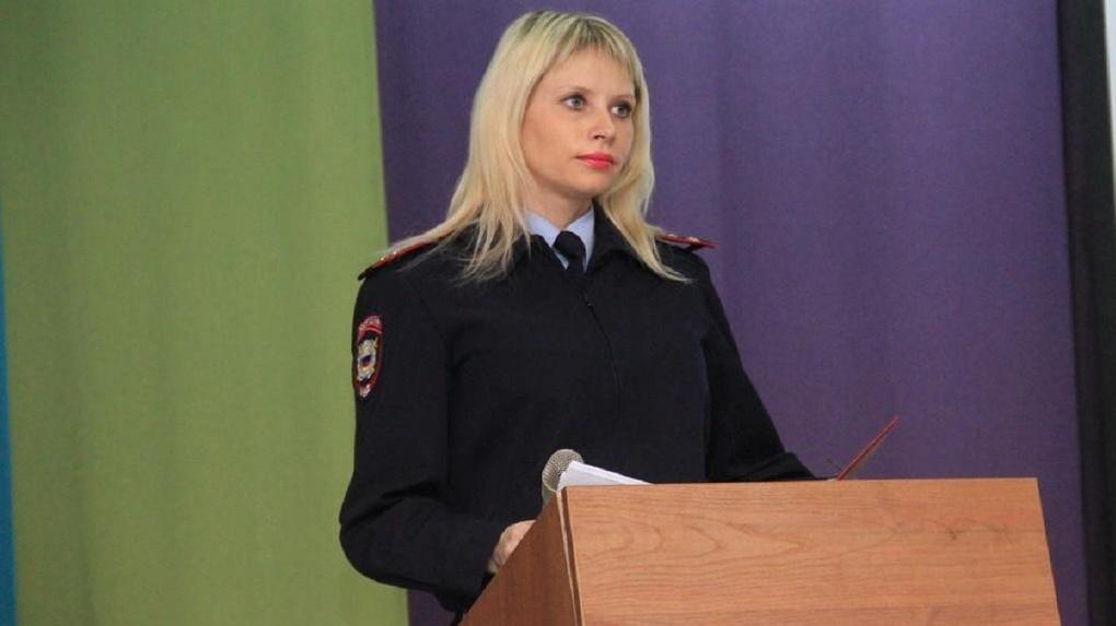 Уволенная из МВД начальник новосибирских участковых Елена Устинова проиграла суд