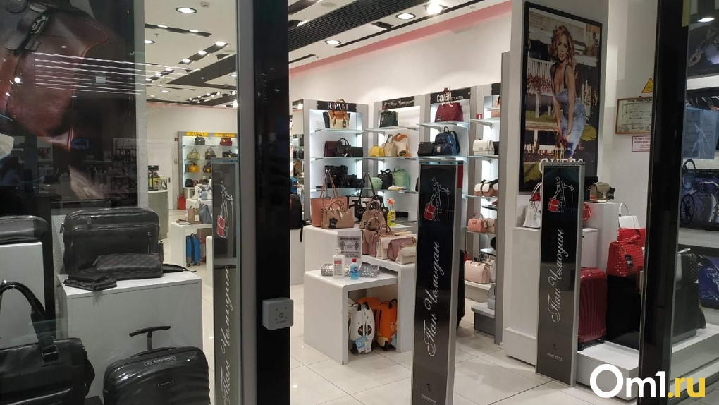 Омские магазины начали массово закрывать с первых дней после открытия