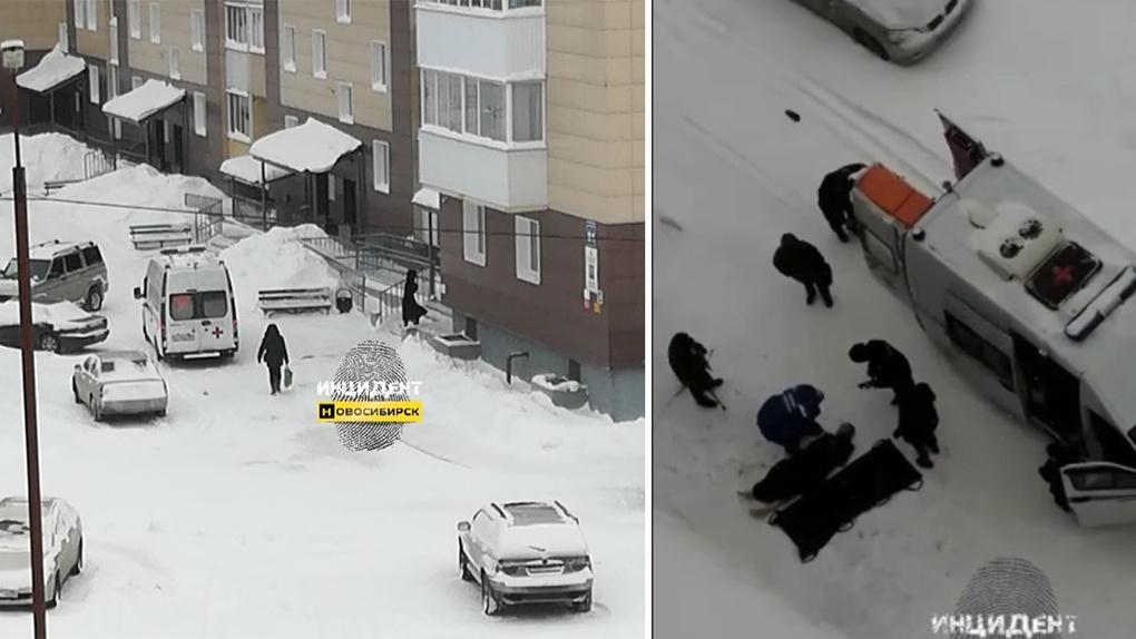 Задушила дочь, а затем выпала из окна: следователи подтвердили убийство ребенка в Новосибирске