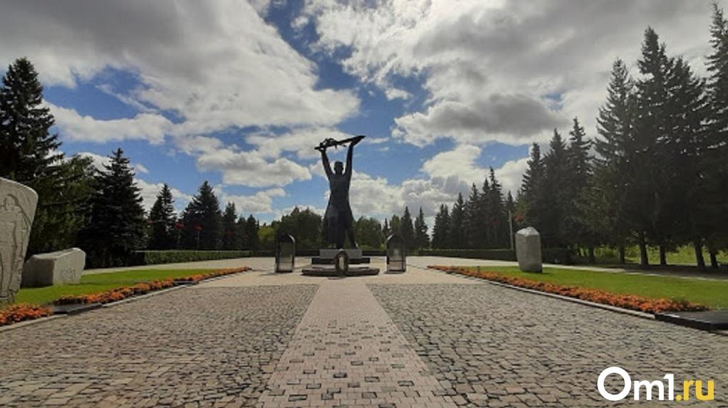 Омские чиновники хотят уменьшить территорию парка Победы ради гостиницы