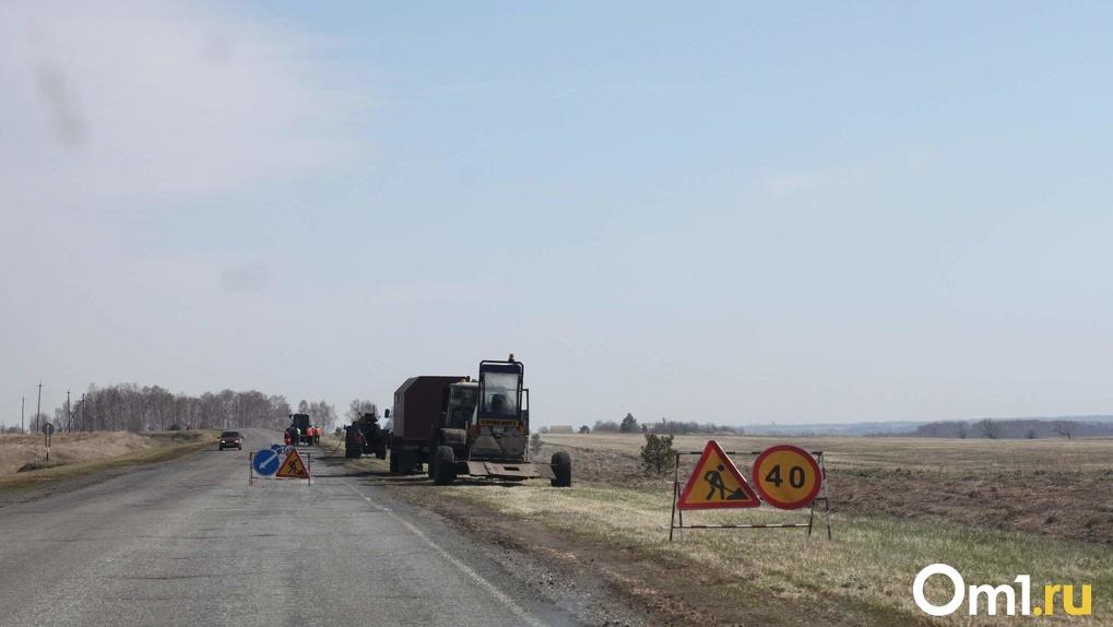 Дорогу к элитным коттеджам в Новосибирске отремонтируют к МЧМ-2023