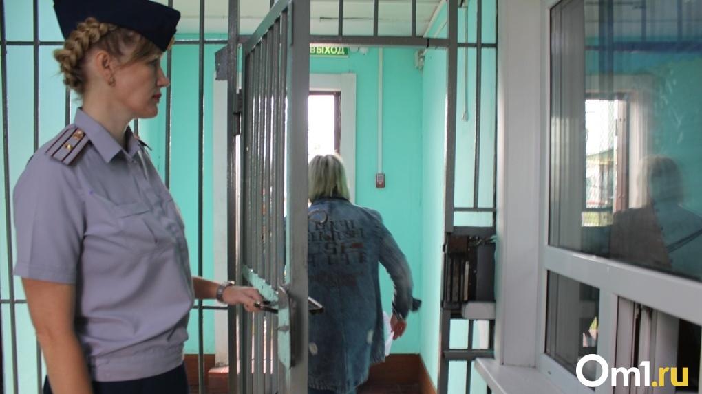 4648 преступников посадили в колонии Новосибирской области в 2019 году