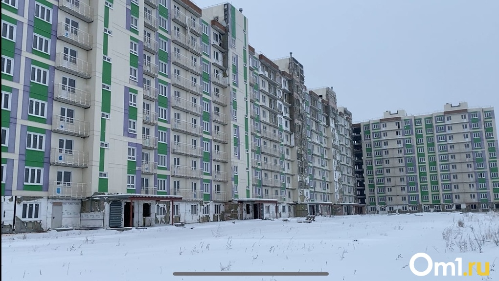 Названы сроки завершения скандального новосибирского долгостроя ЖК «Новомарусино»