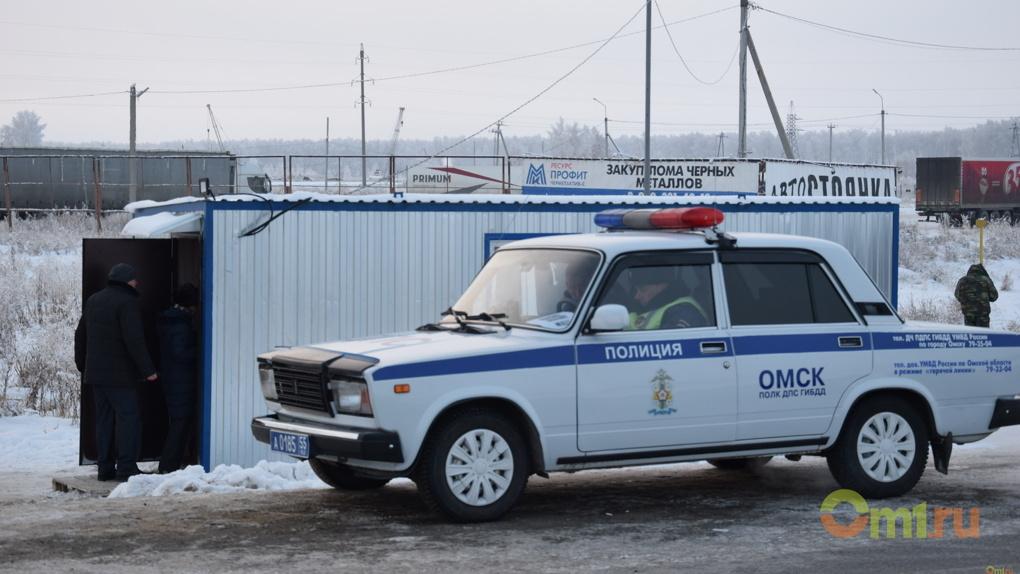 На посты, контролирующие транспортировку древесины в Омской области, выделили 600 тысяч
