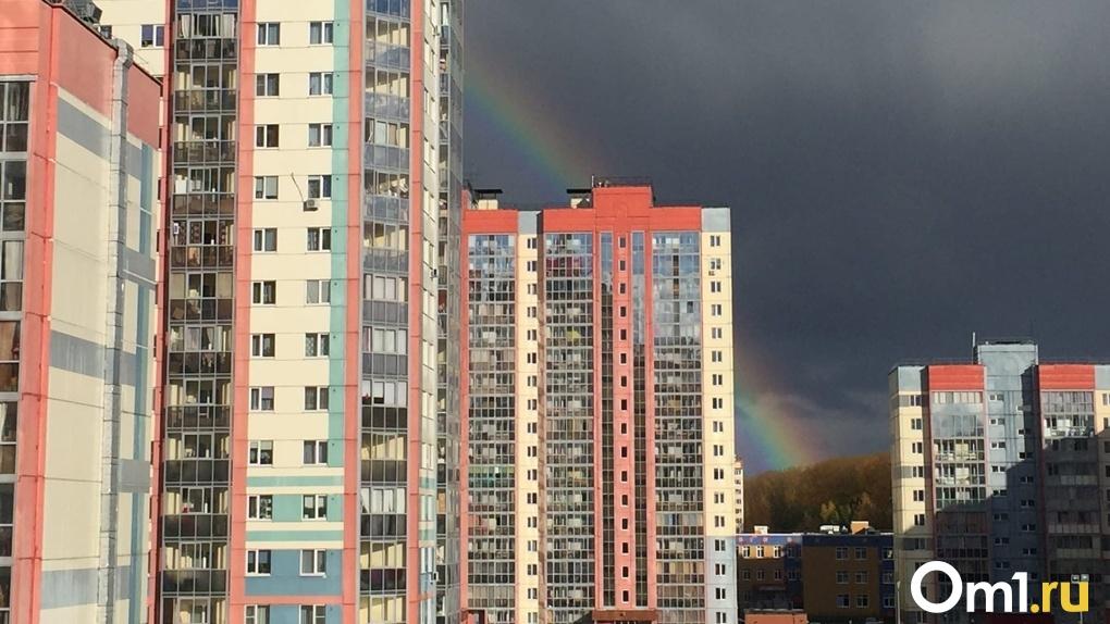 Мощный ливень ожидается в Новосибирске всю неделю