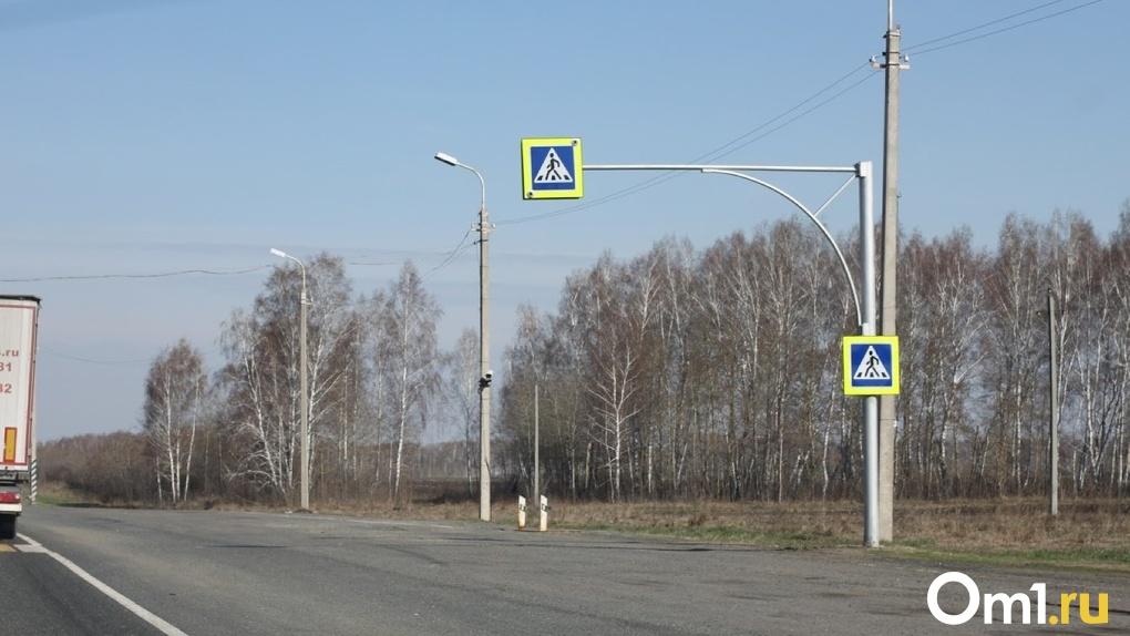 Прокуратура через суд потребовала привести дороги в Омской области в порядок