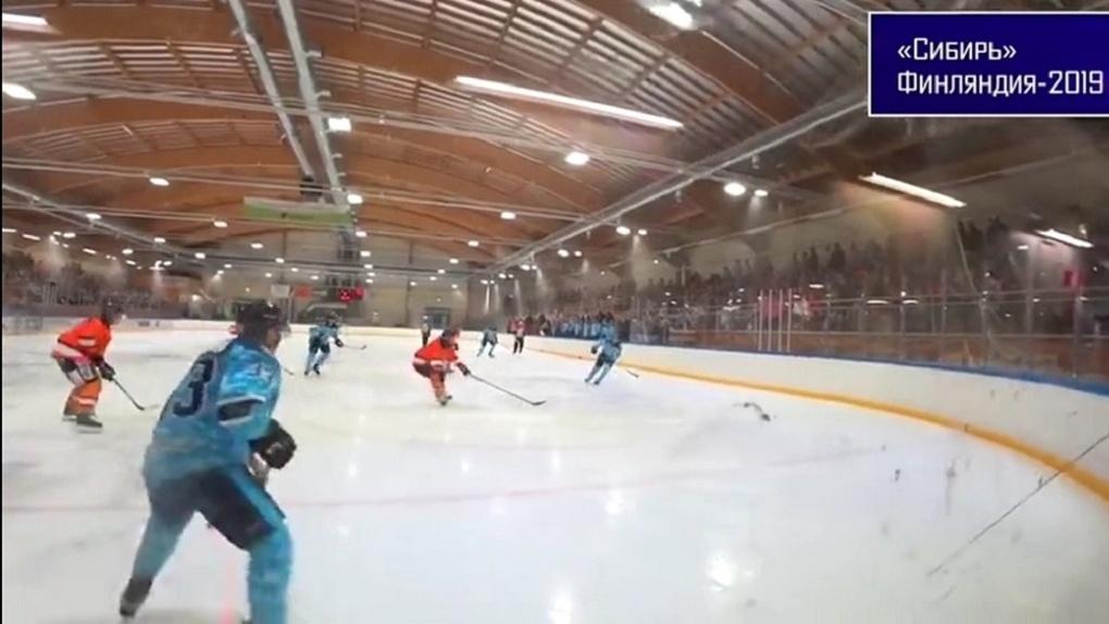 «Поедем в Финляндию»: руководитель ХК «Сибирь» рассказал о планах новосибирской сборной на лето