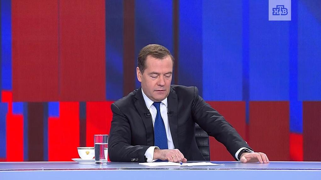 Дмитрий Медведев ответил на вопросы журналистов 20 телеканалов. Очень краткий пересказ
