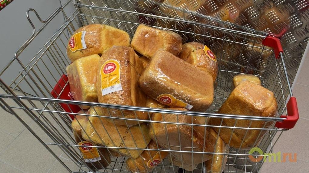 Цена на хлеб может подскочить в Омской области на 6–7%