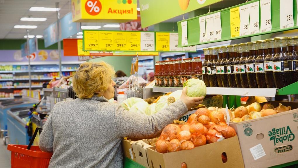 Магазины формата «у дома» предлагают омичам местные продукты
