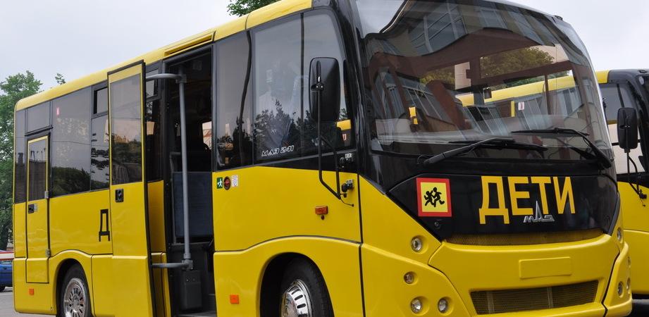В Омской области появятся к 1 сентября 29 школьных автобусов за 52 миллиона