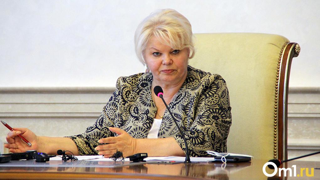 LIVE: председатель облизбиркома рассказывает о результатах выборов в Новосибирской области