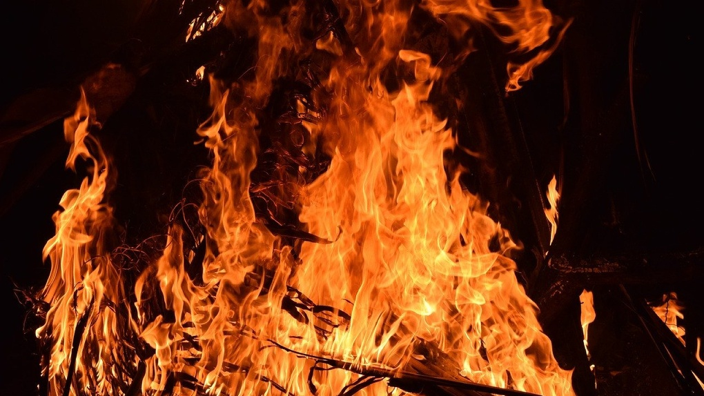 Страшный пожар в доме престарелых. Есть погибшие