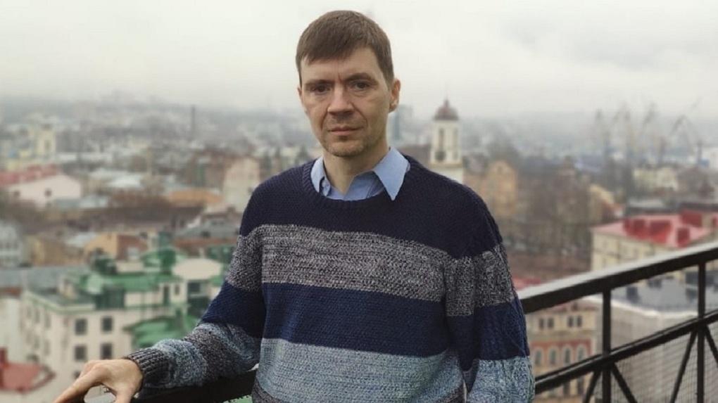 Независимый депутат горсовета Новосибирска Ростислав Антонов вступил в ЛДПР