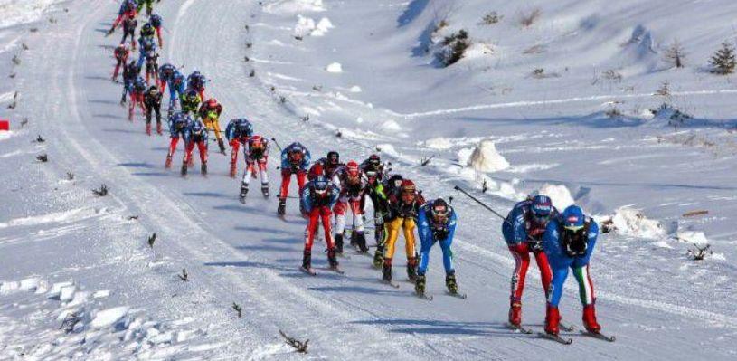 В Омске из-за аномальных морозов отменили лыжню России