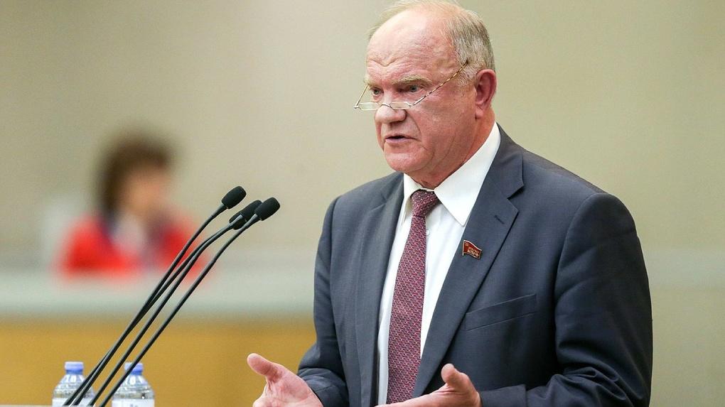 Главный коммунист России оценил работу мэра Новосибирска Анатолия Локтя