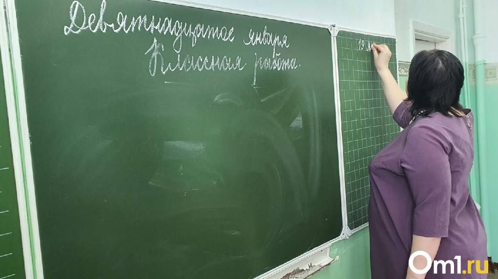 Молодые учителя в Омске могут рассчитывать на зарплату в 15 тысяч рублей