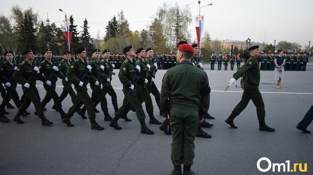 В Омске разыскивают контрактника, который сбежал из воинской части
