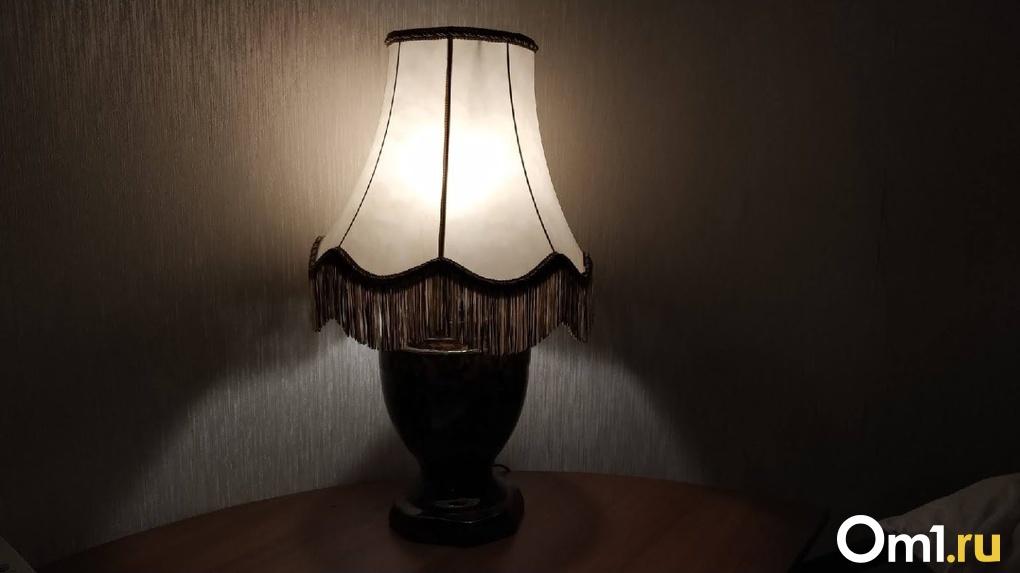 Около полутора тысяч домов Новосибирска остались без света