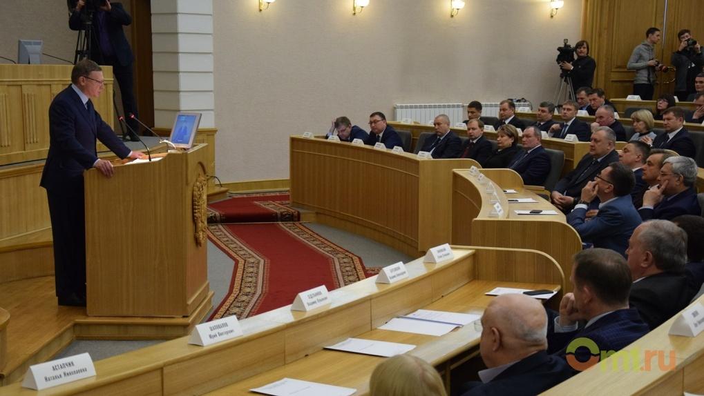 Бурков констатировал, что Омск не готов противостоять экологическим угрозам