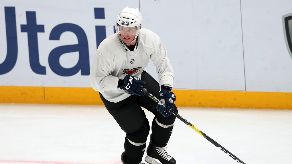 Хоккеист «Авангарда» Алексей Терещенко заявил, что хочет вернуться в московское «Динамо»