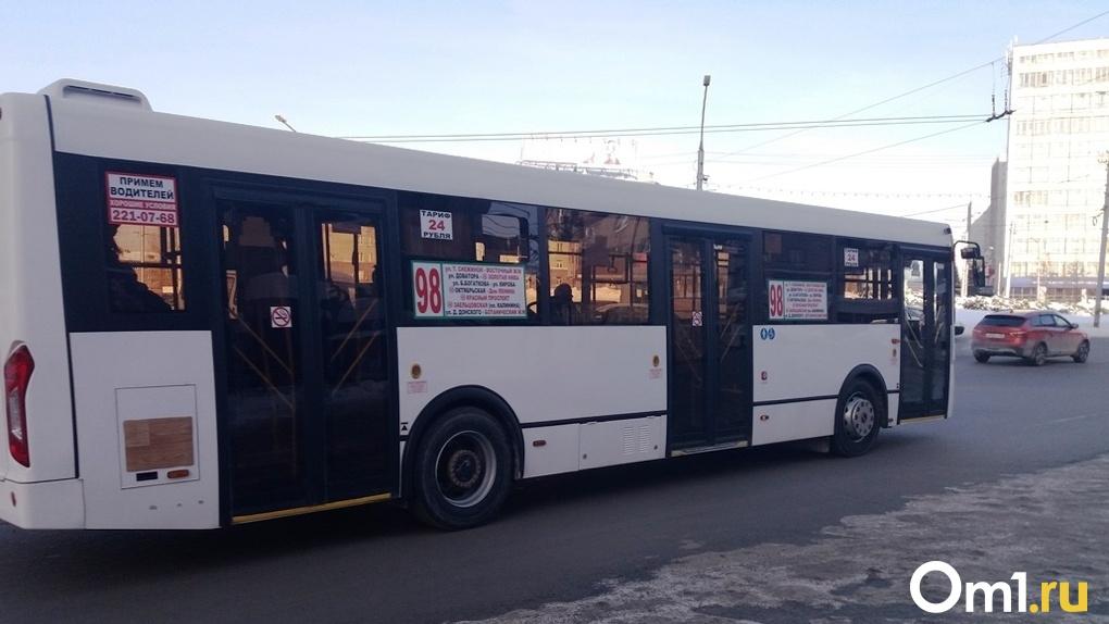 Пассажиры-антимасочники сорвали график движения новосибирских автобусов