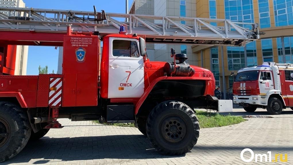В МЧС рассказали, зачем на улицах Омска по несколько часов звучит сирена