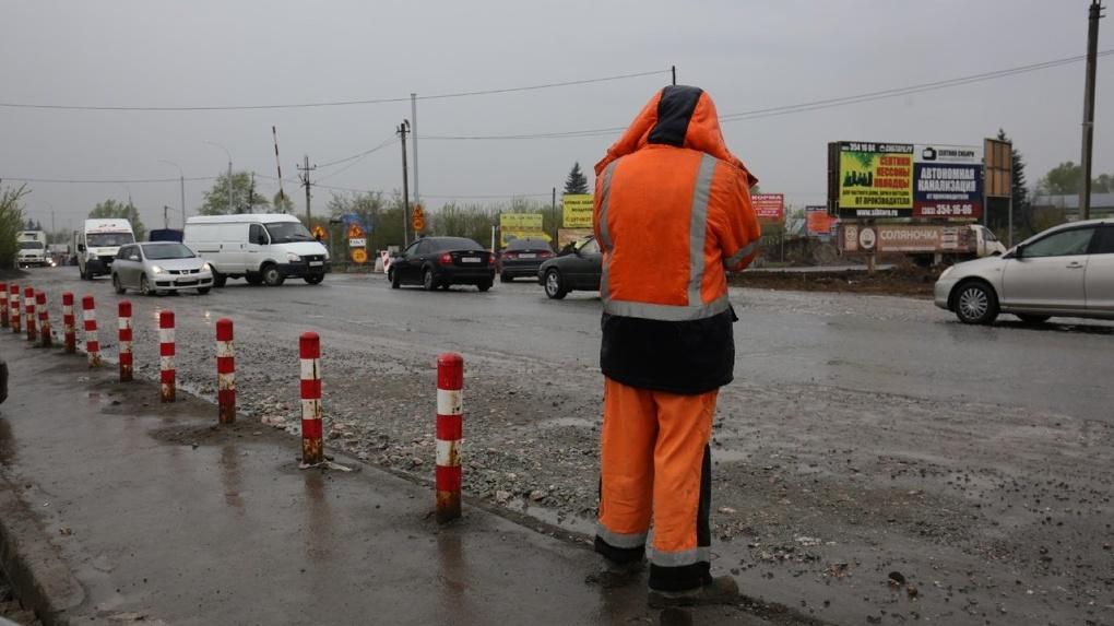 В Новосибирске на улице Кедровой расширят дорогу до четырех полос