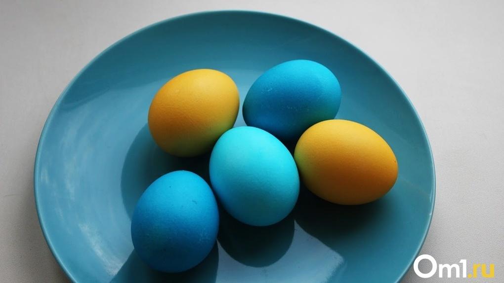 Цена на яйца в Омске выросла до 120 рублей за десяток