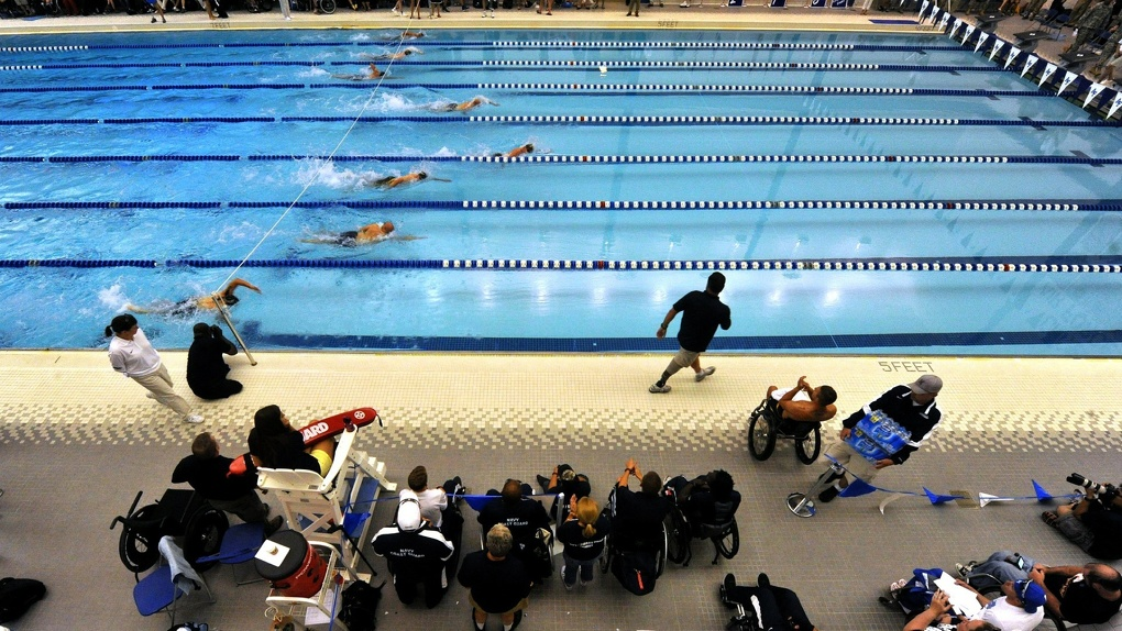 Омский пловец стал пятым на Олимпийских играх